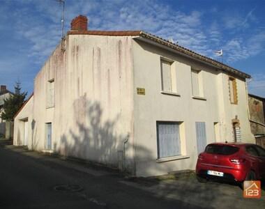 Vente Maison 6 pièces 140m² Montournais (85700) - photo
