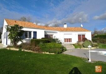 Vente Maison 7 pièces 170m² Talmont-Saint-Hilaire (85440) - photo