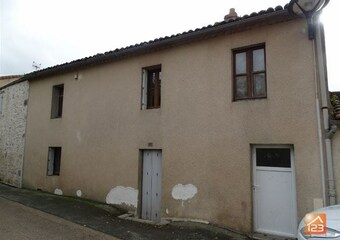 Vente Maison 5 pièces 96m² Pouzauges (85700) - photo