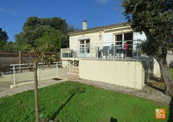 Sale House 5 rooms 105m² Jard-sur-Mer (85520) - photo