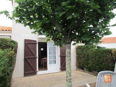Vente Maison 3 pièces 45m² La Tranche-sur-Mer (85360) - photo