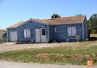 Vente Maison 3 pièces 91m² Saint-Avaugourd-des-Landes (85540) - Photo 1