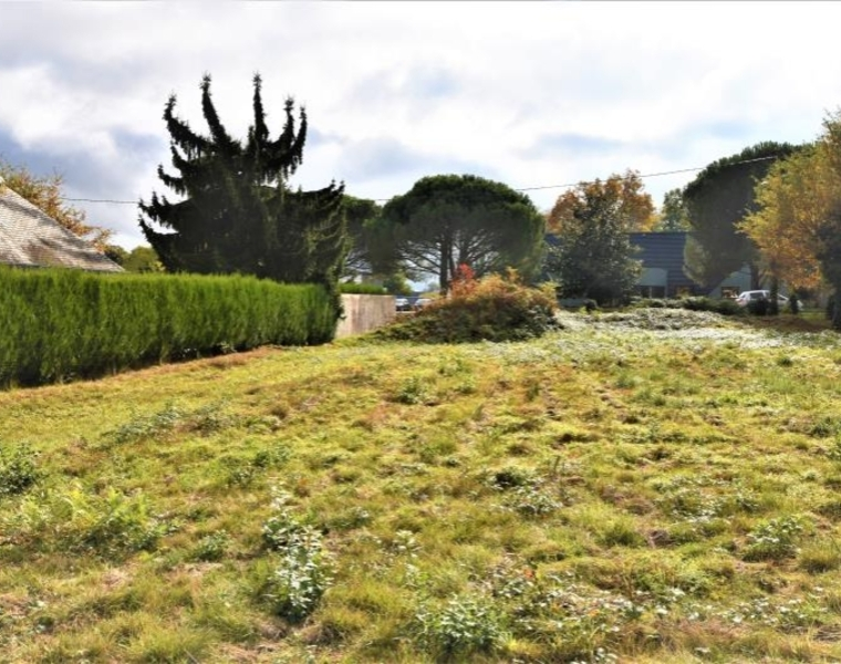 Vente Terrain 658m² Pau (64000) - photo