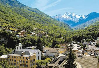 Vente Immeuble 350m² Brides-les-Bains (73570) - photo