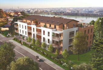 Vente Appartement 4 pièces 88m² La Mulatière (69350) - photo