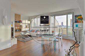 Vente Appartement 3 pièces 80m² Lyon 06 (69006) - photo