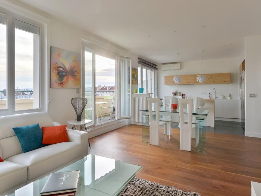 vente appartement 3 pi ces lyon 06 69006 434315. Black Bedroom Furniture Sets. Home Design Ideas