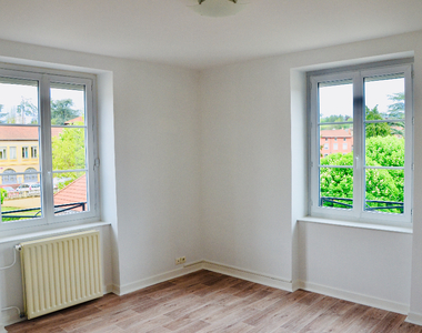 Vente Appartement 4 pièces 102m² L ARBRESLE - photo