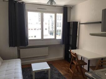 Vente Appartement 1 pièce 16m² Lyon 06 (69006) - photo