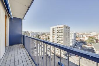 Vente Appartement 4 pièces 65m² Villeurbanne (69100) - photo