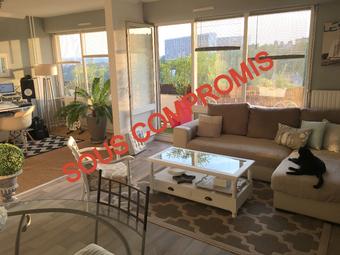 Vente Appartement 3 pièces 81m² Lyon 09 (69009) - photo