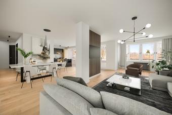 Vente Appartement 5 pièces 160m² Lyon 06 (69006) - photo