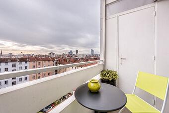 Vente Appartement 3 pièces 78m² Villeurbanne (69100) - photo
