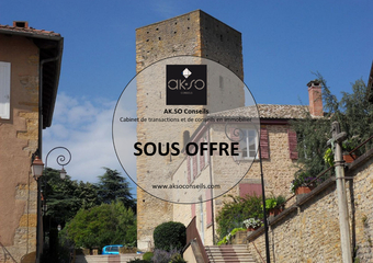 Vente Terrain 1 115m² Saint-Cyr-au-Mont-d'Or (69450) - photo