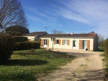 Vente Maison 4 pièces 138m² Sablonceaux (17600) - photo