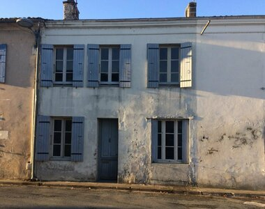 Vente Maison 2 pièces 60m² Corme-Royal (17600) - photo