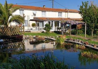Vente Maison 6 pièces 146m² st just luzac - photo