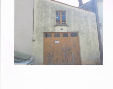Vente Maison 1 pièce 40m² fontenay le comte - photo