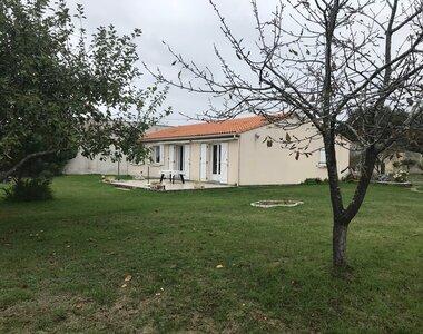 Vente Maison 5 pièces 94m² st romain de benet - photo