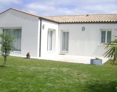 Vente Maison 4 pièces 91m² st sulpice de royan - photo