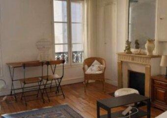 Vente Appartement 1 pièce 27m² versailles - Photo 1