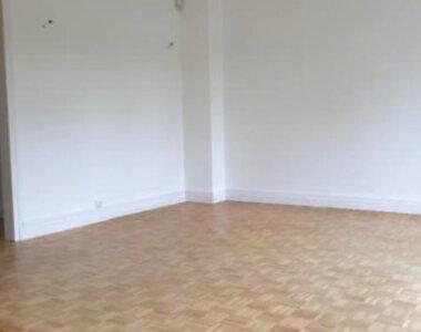 Location Appartement 4 pièces 94m² Versailles (78000) - photo