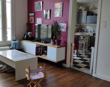 Vente Appartement 3 pièces 50m² versailles - photo