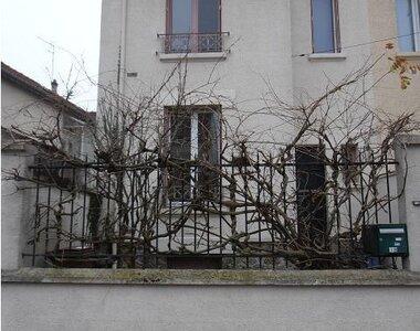 Location Maison 3 pièces 53m² Versailles (78000) - photo