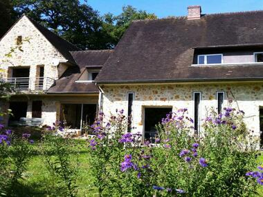 Location Maison 8 pièces 300m² Saint Lambert des Bois (78470) - photo