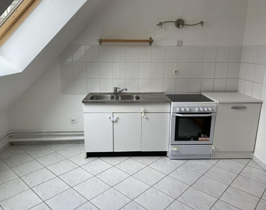 Renting Apartment 2 rooms 42m² Guyancourt (78280) - photo