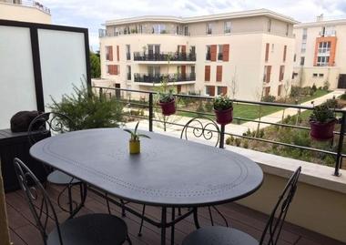 Sale Apartment 3 rooms 55m² Voisins-le-Bretonneux (78960) - photo
