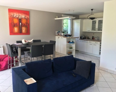Renting Apartment 4 rooms 80m² Voisins-le-Bretonneux (78960) - photo