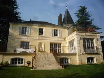 Location Maison 10 pièces 260m² Milon-la-Chapelle (78470) - photo