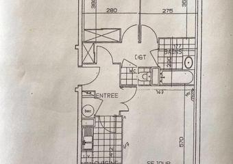 Sale Apartment 3 rooms 64m² Voisins le bretonneux
