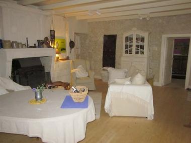 Vente Maison 6 pièces 130m² Talmont-sur-Gironde (17120) - photo