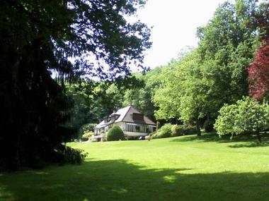 Vente Maison 10 pièces 400m² Saint Lambert des Bois (78470) - photo
