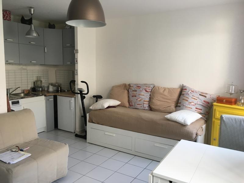 Vente Appartement 1 pièce 27m² Voisins-le-Bretonneux (78960) - photo