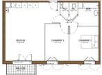 Vente Appartement 2 pièces 39m² LE MEE SUR SEINE - Photo 5