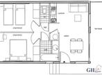 Vente Appartement 3 pièces 44m² Seine port - Photo 7