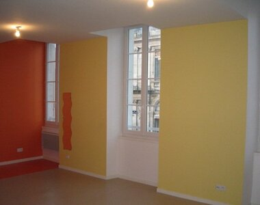 Location Appartement 1 pièce 34m² Rochefort (17300) - photo