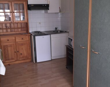Location Appartement 1 pièce 19m² Rochefort (17300) - photo