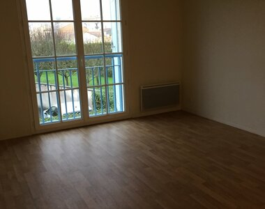 Vente Appartement 2 pièces 40m² rochefort - photo