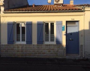 Location Maison 3 pièces 68m² Rochefort (17300) - photo
