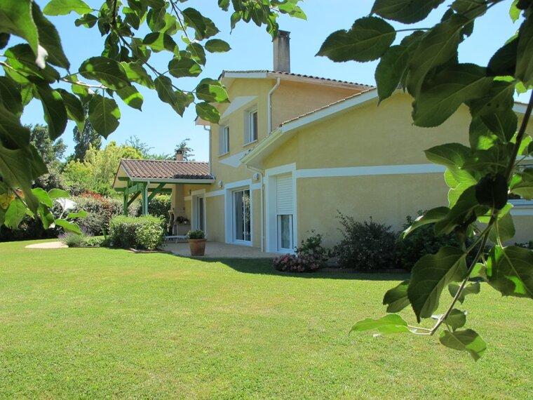 Vente Maison 6 pièces 165m² La Brède (33650) - photo