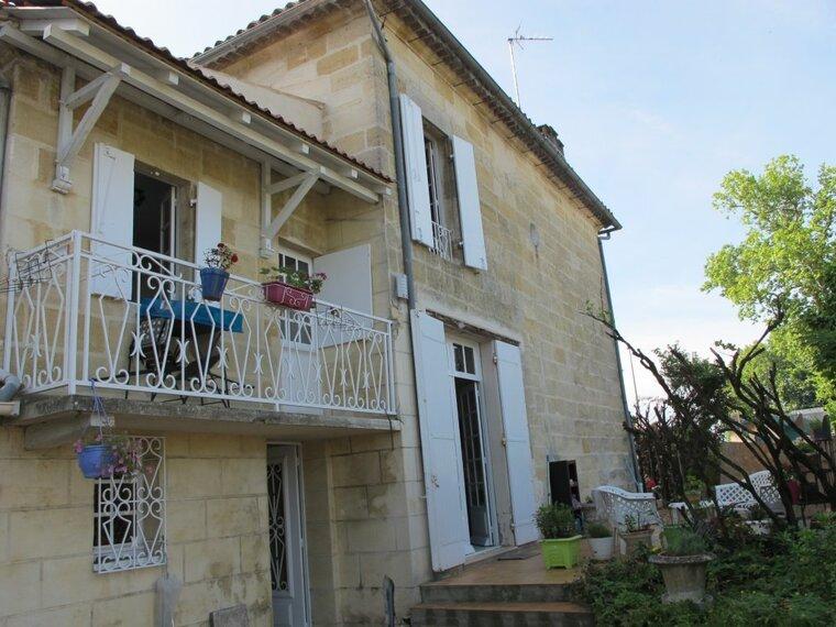 Vente Maison 5 pièces 120m² Libourne (33500) - photo