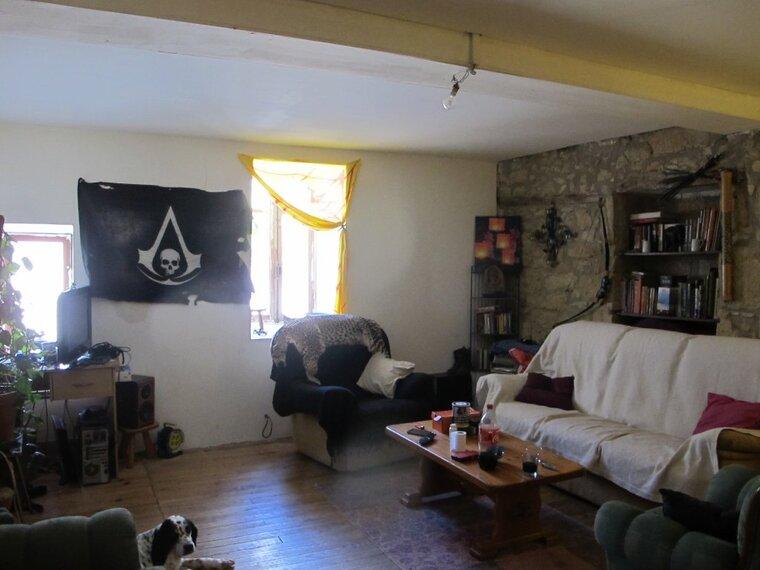 Vente Maison 6 pièces 88m² Villefranche-de-Lonchat (24610) - photo