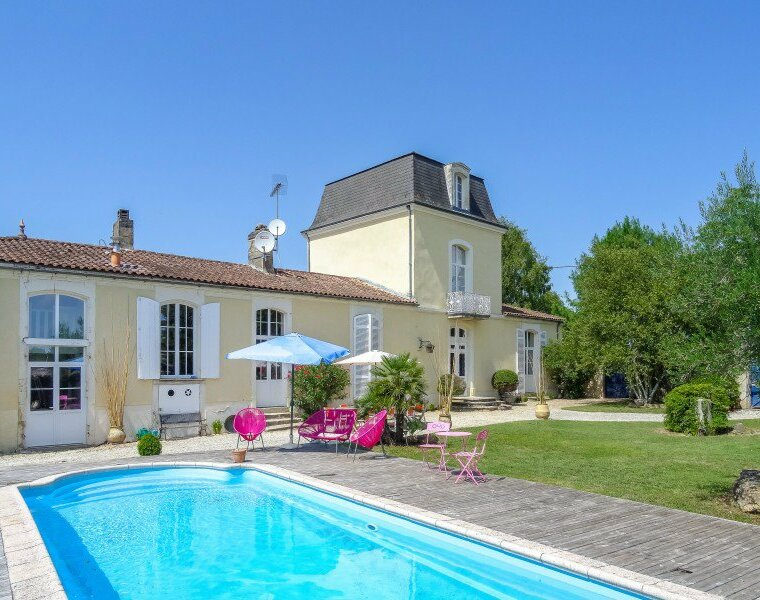 Sale House 12 rooms 335m² Barsac (33720) - photo