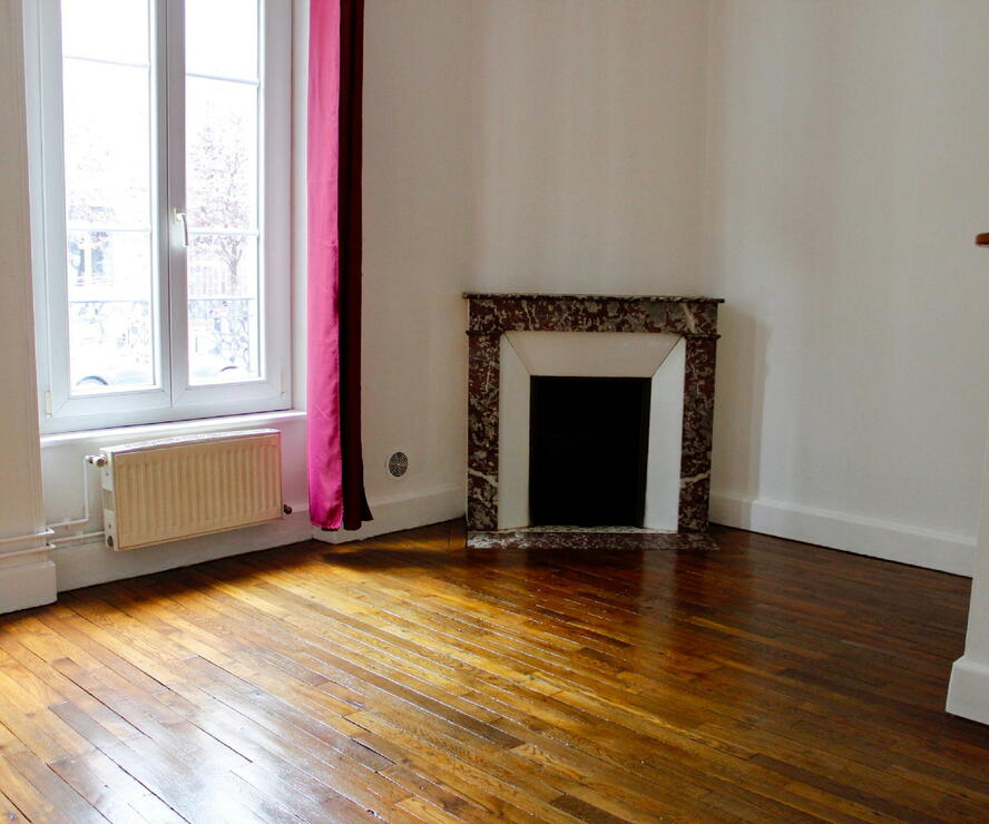 Vente Appartement 2 pièces Nancy (54000) - photo