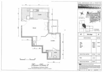 Location Appartement 2 pièces 47m² Villebon-sur-Yvette (91140) - Photo 1