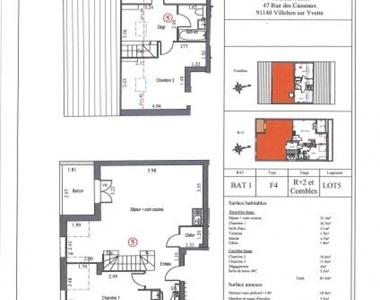 Vente Appartement 4 pièces 81m² Villebon sur yvette - photo